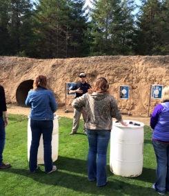 Women's Firearm Training