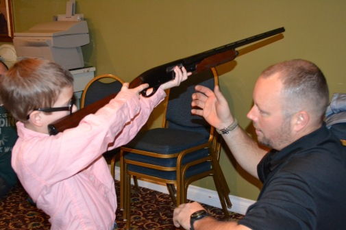 Kids Firearm Safety Class 1in Bend.