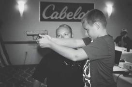 Great trigger discipline.